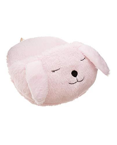 ATMOSPHERA Kinder-Fußsack mit Tier-Motiv, Doppel-Fußsack, Pink - Pink Bunny - Größe: Einheitsgröße