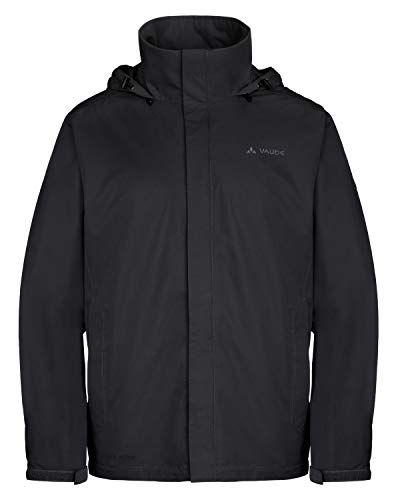 VAUDE Herren Jacke Men\'s Escape Light, Regene, black, 52, 043410105400