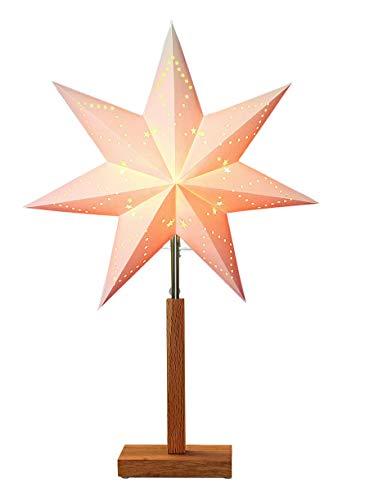 Standleuchte Stern