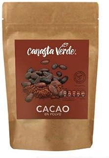Cacao en polvo Canasta Verde 500 g