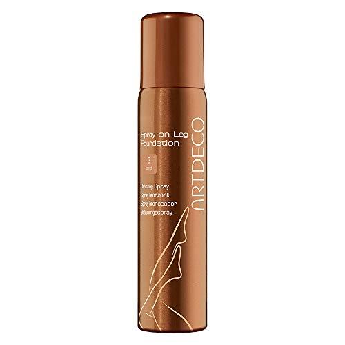 ARTDECO Spray On Leg Foundation, Bronze Spray, Nr. 3, sand