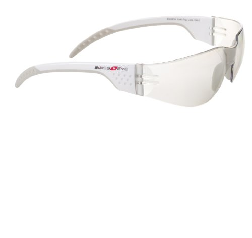 Swiss Eye Sportbrille Outbreak Luzzone, white/grey, one size