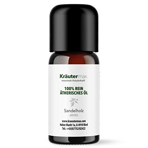 Olio essenziale di legno di sandalo fragranza naturale per ambienti olio aromatico fragranza 1 x 10 ml