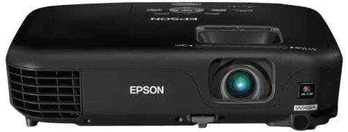 Epson PowerLite 1261W Widescreen Business Projector (WXGA Resolution 1280x800) (V11H428320)
