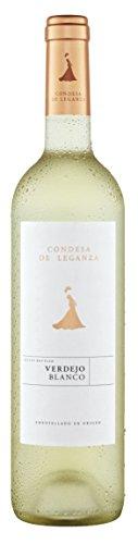 Condesa De Leganza Blanco Verdejo 2019 - 75 cl. D.O. Castilla y león
