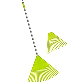 Best leaf rakes for lawns Reviews