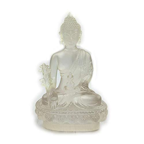 Meditation Buddha Statue Skulptur, 13 cm...
