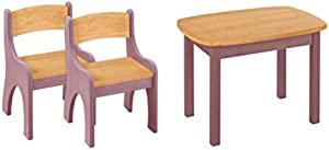 BioKinder 24791 Savings set  Levin children s furniture table and chairs