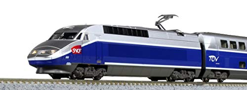 TGV Reseau Duplex(レゾ・デュープレックス) 10両セッ...