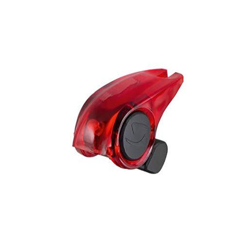 Fahrrad Mini Bremslicht Radfahren Fahrrad-rücklicht Beweglicher Berg Fahrrad-endstück-rücklicht Fahrrad Led Licht Rot