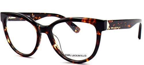 Karl Lagerfeld Brillengestelle KL9220135317135 Rechteckig Brillengestelle 53, Mehrfarbig