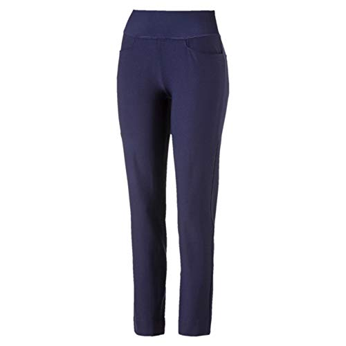 Preisvergleich Produktbild PUMA Damen Pwrshape Pull On Pants Hose,  Peacoat,  M