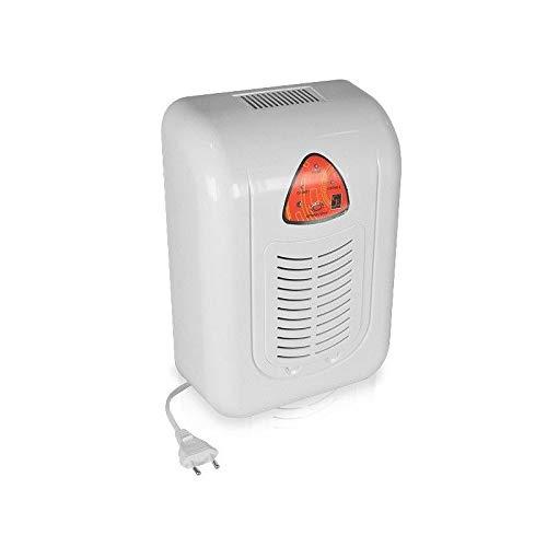 CornWALL ELECTRONICS Generatore di ozono domestico/industriale/bar Potente 500 Mg/H 18 W 60 m2 / Ozonizzatore d'aria, Estetico, copre fino a 60 m2 in meno di 15 minuti