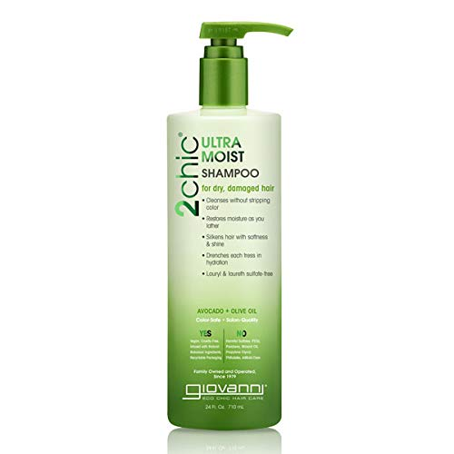 Giovanni hair-shampoos Products Shampoo - 2chic Avocado And Olive Oil - 24 Fl Oz