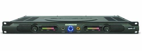 Review Samson Servo 120a 120-Watt Power Amplifier