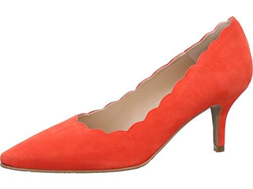 Brenda Zaro Pumps Größe 39.5 EU Rot (rot)
