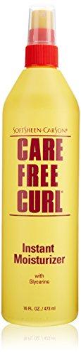 SoftSheen-Carson Care Free Curl Instant Moisturizer with Glycerine, 16 fl oz