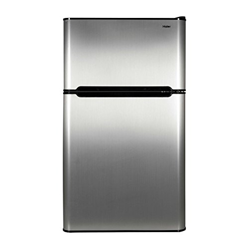 GE HC32TW10SV Compact Refrigerator, 3.2 cubic ft
