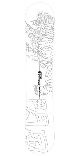 21-22 眞空雪板等 マクウセッパントウ スノーボード 閃風 SENPUW センプウ [ 149cm 152cm 154cm ] ダブルキ...