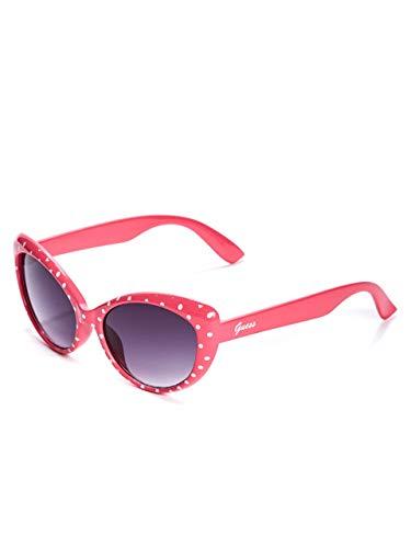 GUESS Factory Kids Girl's Printed Cat Eye Sunglasses