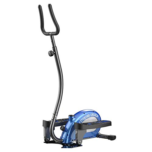 Nuokix Inicio silenciosa máquina de pérdida de Peso Paso de Equipos de Gimnasia Masculina y Femenina Cintas de Correr en Bicicleta Cubierta Deportes al Aire Libre Cinta de Correr Paso a Paso Interior