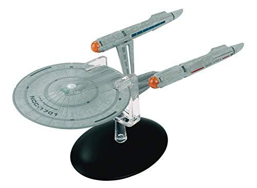 Star Trek: Discovery – die Raumschiffsammlung - Eaglemoss #12 mit englischem Magazin USS Enterprise NCC-1701 (2257)