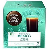 ネスレ日本 ネスカフェ ドルチェ グスト 専用カプセル メキシコ チアパス 12個(12杯分)×3箱入×(2ケース)