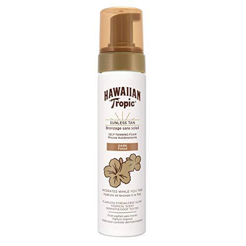 HAWAIIAN Tropic Mousse Autobronzante Foncé 200 ml