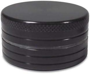 DIPSE Grinder/Pollinator de aluminio, no abrasivo, varios tamaños a elegir (2 piezas/4 piezas).