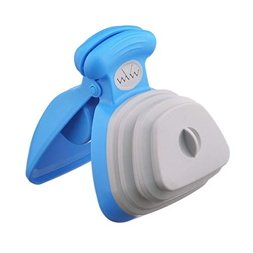 RoyalCare Nuovo Cane Pooper Scooper,Portatile Scoop di Poop Dog con Dispenser Bag Bag,Cortile Pooper Scooper,Scooper a Mano
