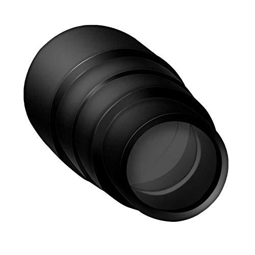LOVIVER 1pc 25-42mm Adattatore per Tubo Flessibile Universale per Aspirapolvere a Secco/Umido a Strati Raccordi per Tubi VCA Accessori per