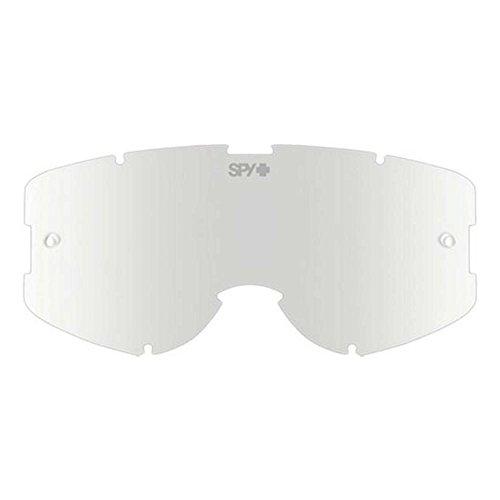 Spy MX Goggle Replacement Lens Breakaway Skibril, transparant, één maat