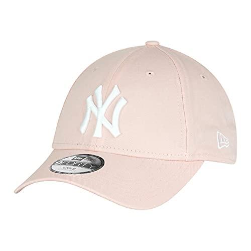 New Era League Essential Baseball Casquettes Pastel , Garçon, Rose(Pastel Pink), Taille unique