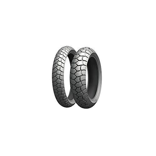 Michelin 74089 Neumático Anakee Adventure 120/70 R17 58V para Moto, Verano