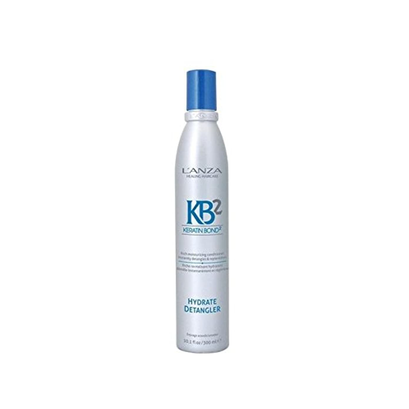 請負業者サミュエルラッチL'Anza Kb2 Hydrate Detangler (300ml) (Pack of 6) - アンザ2和物(300ミリリットル) x6 [並行輸入品]
