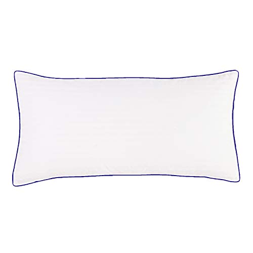 Meisterhome Daunen Kopfkissen 90% Daunen 10% Federn Baumwolle, Maße:40 x 80 cm Premium