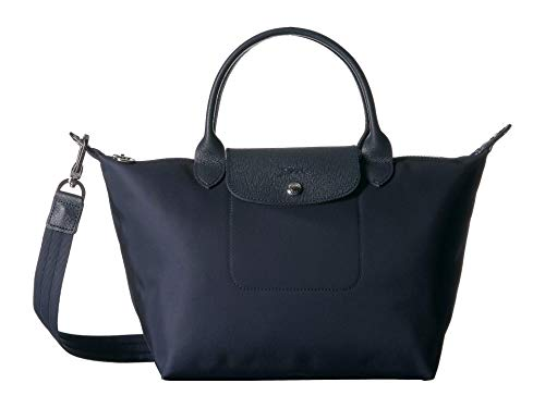 Longchamp Le Pliage Neo Top-Handle Bag Small Navy One Size