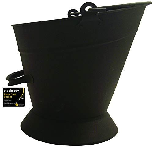 Blackspur BB-FS301Kohleneimer, schwarz