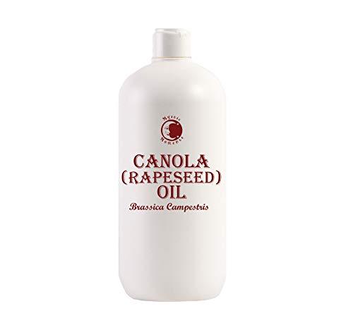 Olio Portante di Canola (Colza) - 1000ml - Puro al 100%