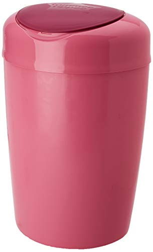Tommee Tippee Simplee Sangenic Contenitore Smaltimento Pannolini, Rosa