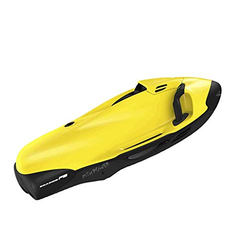 Underwater Scooter, Underwater Booster, Sea Scooter voor Duiken in Ondiep Water, Snorkelen of Jagen Op Vissen. (F5)