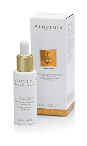 ALQVIMIA SERUM FACIAL NOCHE NOURISH Pieles Secas 30 ml