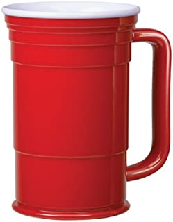 Red Cup Living Mug, 24-Ounce