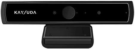 Kaysuda kamera na podczerwień z funkcją rozpoznawania twarzy do Windows Hello Login, kamera internetowa RGB 720p z...