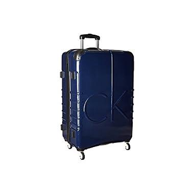 Calvin Klein Unisex CK-526 Islander 28  Upright Suitcase Navy One Size