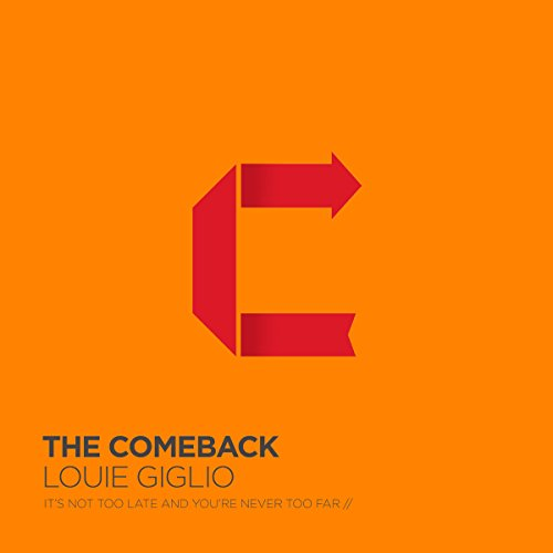 The Comeback     It's Not too Late and You're Never too Far              Autor:                                                                                                                                 Louie Giglio                               Sprecher:                                                                                                                                 Mark Smeby                      Spieldauer: 6 Std. und 9 Min.     1 Bewertung     Gesamt 5,0