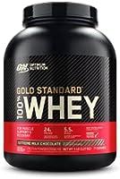 Optimal näring guld standard Whey Muskelbyggnad och återhämtning proteinpulver med glutamin och aminosyror, extrem...