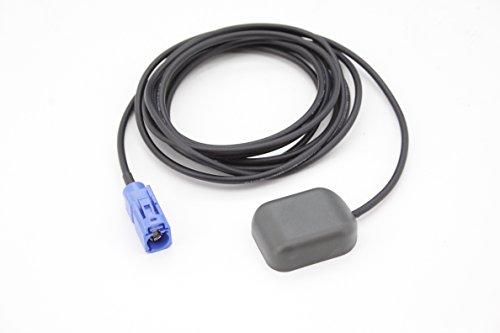 GPS-antenne Fakra met kleine magneet voor VW Audi Comand CCC MMI RCD