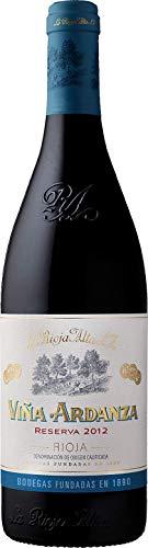 Vino Tinto Viña Ardanza Reserva 2012 - D.O. Rioja - Caja regalo 3 bot. 75 cl.
