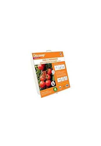Décamp - Piège à phéromones contre la mineuse de la tomate (piège à eau)